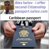 Help to get second Citizenship - Caribbean passport