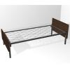 Заказать кровати металлические со сварными сетками
