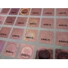 Купить голограммы в медкнижку сан книжку изготовление голограмм