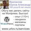 Обучу вас делать сайты на Wordpress CMS
