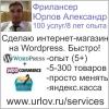 Сделаю интернет-магазин на Wordpress Woocommerce